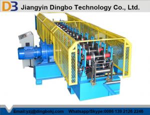 China High Speed Fully Automatic Cable Tray Roll Forming Machine With Coil Width 100-600mm on sale