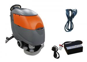 China Customized Size Battery Operated Hard Surface Floor Cleaner Machine 60L Recovery Tank on sale