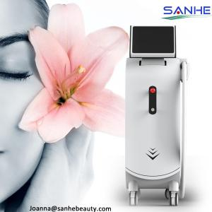 China Fast and Effective Laser Hair Removal Machine SHR 808 Diode Laser on sale