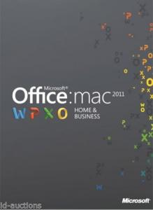 China Office 2011  Office Product Key Codes Home & Business For MAC Platform Key License on sale