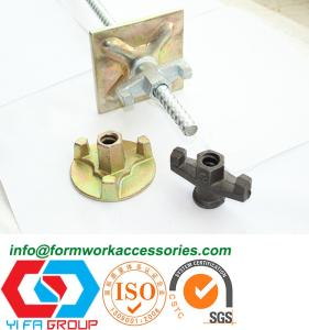 China Formwork Tie Nut, Wing Nut,formwork accessories on sale