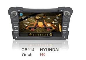 China 7''touch screen Car DVD For HYUNDAI 140 built-in GPS/TV/ATV/USB/FM/SD/ipod/Bluetooth/Radio/BT, on sale