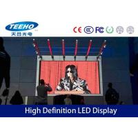 3-IN-1 SMD P10 Video Wall Indoor Full Color LED Display For Music Venues , High Definition