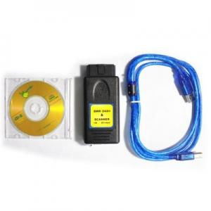 China china OEM 3 in 1 DASH Diagnostic Scanner 1.4.0 / 2.01 for BMW on sale