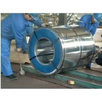 Boiler heat exchanger Cold Dip Galvanized Steel Coil , JIS GB DIN ASTM Standard