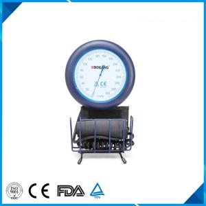 China BM-1116 Desk Type Aneroid Sphygmomanometer without mercury, home and hospital use best seller on sale