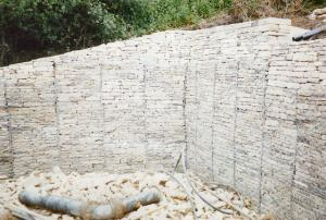 China Well Reputation &High Anti-Pressure rock retaining wall on sale