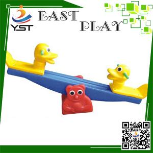 China Happy Spring Rider Seesaw , Indoor School / Family Kid Active Seesaw on sale
