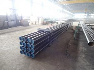 China Espec. redonda 5CT/ISO de la tubería de acero del API para la cubierta y la tubería del petróleo on sale