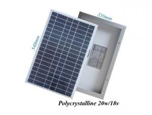 China RV Boat Greenhouse PV Solar Panels 25 Watt UV - Resistant Silicone Material on sale