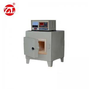 China Silicon Carbon Stick Cable Testing Machine High Temperature Muffle Lab Furnace Available on sale