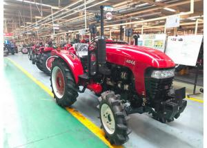China 40hp Four Wheel Drive Farm Tractor Diesel Agriculture and Farming Equipment on sale