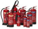 Цилиндр 5Кг огнетушителя сухого порошка АБК пустой безопасный/надежный для индустрии