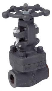 China El interruptor del API 602 A105 LF2 F11 Monel forjó la válvula de puerta de acero, 150LB ~ 1500LB on sale