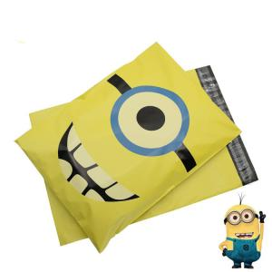 China Permanent seal poly bag mail delivery ems express bags plastic courier mailing envelope poly mailers for post on sale