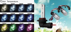 China H11 flex base hid xenon bulb , 4300K , 5000K, 6000K , 8000K , H11 angled base xenon bulbs on sale
