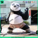 Inflatable Kung Fu Panda Advertising Inflatable Cartoon