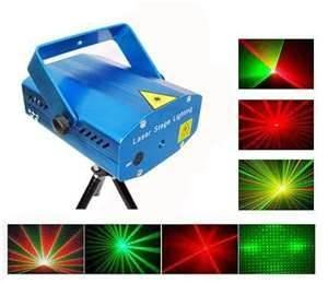 China R650nm / 100mW, G532nm / 50mW Effect Lighting, Disco Lighting, Laser Lighting (HL-E1516) on sale