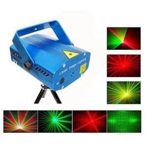 China R650nm / 100mW, G532nm / 50mW Effect Lighting, Disco Lighting, Laser Lighting (HL-E1516) on sale