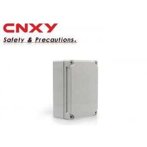 IP67 Outdoor Weatherproof Electrical Enclosures 175*125*75 Mm CE Standard