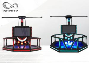 China HTC Vive VR Standing Space Platform vr shooting game machine For VR Theme Park on sale
