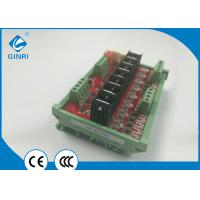 PLC DC Transistor  MOSFET Module 24V Trigger 8 CH For Home Intelligent Control