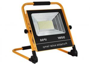 China Aluminum 6500K Solar 50w 100w Outdoor LED Street Lights on sale