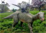 Dinosaur Replicas Life Size, Dinosaur Garden SculptureFor Forest Playground Decoration