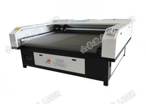 China Nylon Airbag Fabric Laser Cutter Machine Laser Cutting Bed Jhx - 160300s on sale