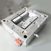 NAK80 Cavity Hot Runner Injection Molding / Plastic Injection Molding Machine