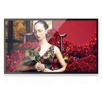 Wall Mounting Full High Definition Touch screen Monitor 55 Inch JPEG Photo With 2 * 5W Speaker