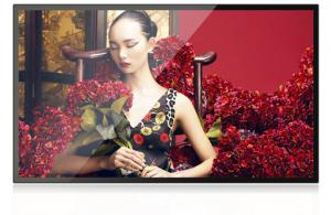 China Wall Mounting Full High Definition Touch screen Monitor 55 Inch JPEG Photo With 2 * 5W Speaker supplier