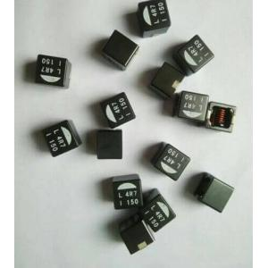 China 7443340100 Low Profile SMD  Power Inductor for PCB application , wire wound Ferrite Core inductor on sale