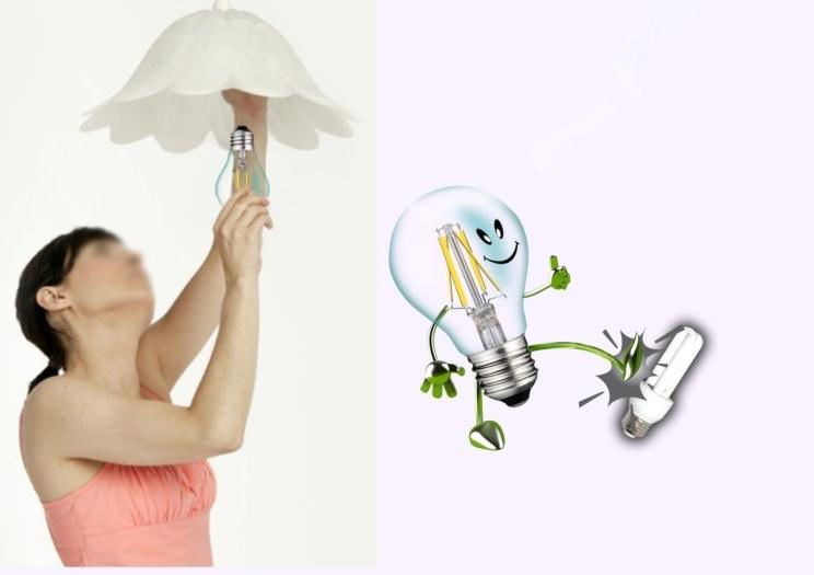 etl cul ul listed led filament lighting st64 led light bulbs