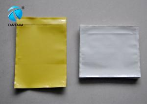 China Personalized Packing List Enclosed Envelopes Small Pocket Transparent Bag on sale