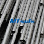 ASTM A249 Chemical Control Line ERW Straight SS Welded Tube For Heat Exchanger