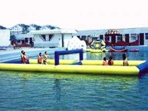 China Inflatable Water Sports, Inflatable Water Floating Volleyball Court on sale