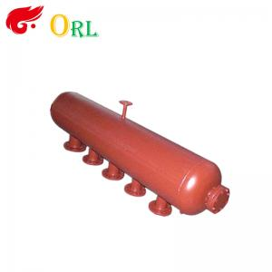 China Petroleum Industrial Electric Boiler High Pressure Drum Hot Water Output on sale
