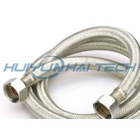 High Durability Stainless Steel Braided Sleeving High Temperature Resistant