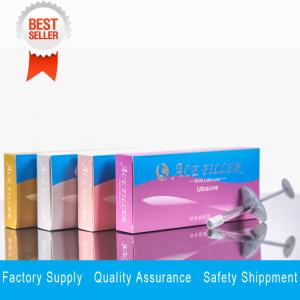 Quality 1ML 2ML Fine Derm Deep Ultra High Quality Syringe Injectable Dermal Filler for sale