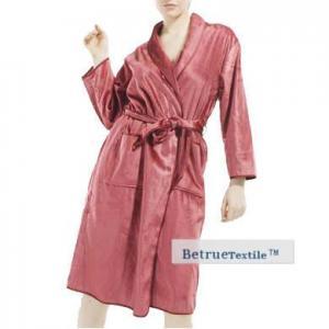 China 100% Mulberry Silk Sleepwear on sale