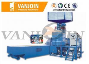 China Thermal insulation fireproof waterproof eps cement sandwich wall panel machine on sale