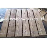 China Natural Sliced Cut Russia Ash Wood Veneer Sheet For Following Top Layer on sale