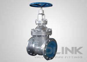 China Non-rising Stem Gate Valve NRS Handwheel Operation, Long Life Span on sale