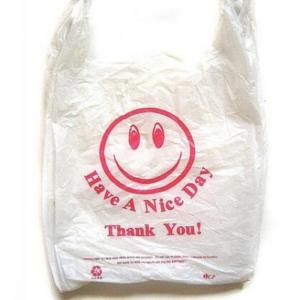 China Corn Starch Based 100 Biodegradable Plastic Bags PLA Material Made on sale