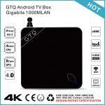 China GTQ Amlogic s812 Android 5.1 Quad Core Media Player w/ Gigabit Lan / H.265 Hevc wholesale
