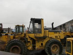 China wa350-1 komatsu used loader heavy equipment on sale