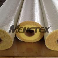 0.23mm Thickness UD Kevlar Fiberglass Cloth/Fabric For Bridge