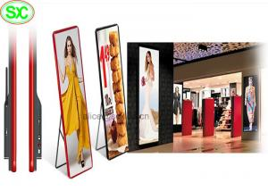 China P3 LED Poster Screen For Shopping Mall / Indoor LED Display Full Color on sale