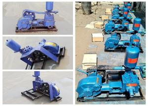 China Popular Type Drilling Rig Mud Pumps , Hydraulic High Pressure Triplex Pump on sale